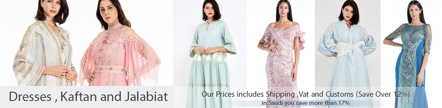 Dresses , Kaftan , Jalabiat with Best Prices and Quality Online